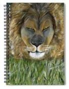 Keep Off The Grass Spiral Notebook