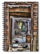 Keep Out By Diana Sainz Spiral Notebook