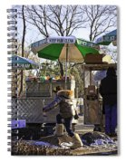 Keep Park Clean - Central Park - Nyc Spiral Notebook
