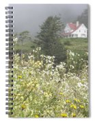 Keepers House Spiral Notebook