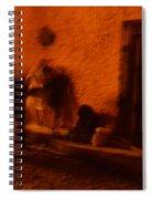 Keeping Still Spiral Notebook