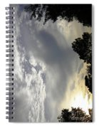 Keeping The Faith Spiral Notebook