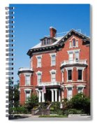 Kehoe House Spiral Notebook