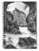 Kehole Arch Spiral Notebook