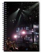 Keith Urban Spiral Notebook