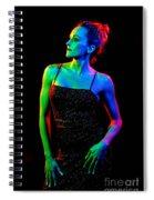 Kellierainbow-11 Spiral Notebook