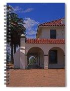 Kelso Station Spiral Notebook