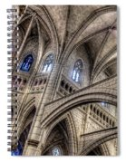 Ken Follets Cathedral No2 Spiral Notebook