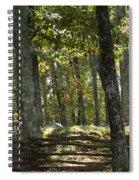 Kennesaw Battlefield Mountain Spiral Notebook