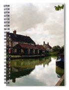Kennett Amd Avon Canal Uk Spiral Notebook