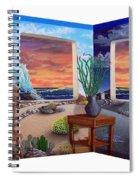 Ken's Place Spiral Notebook