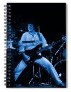 Kent #123 In Blue Spiral Notebook