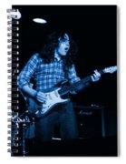 Kent #136 In Blue Spiral Notebook