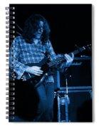 Kent #23 Crop 2 In Blue Spiral Notebook