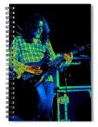 Kent #23 Crop 2 In Cosmicolors Spiral Notebook