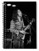 Kent #25 Crop 2 Spiral Notebook