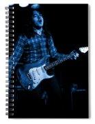 Kent #50 In Blue Spiral Notebook