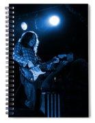 Kent #83 In Blue Spiral Notebook