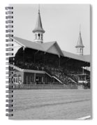 Kentucky Derby, 1901 Spiral Notebook