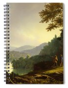 Kentucky Landscape 1832 Spiral Notebook