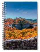 Kentucky - Natural Arch Scenic Area Spiral Notebook