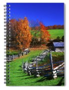 Kentucky Settlement Spiral Notebook