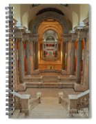 Kentucky State Capital Building Spiral Notebook