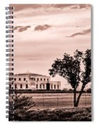 Kentucky - United States Bullion Depository Fort Knox Spiral Notebook