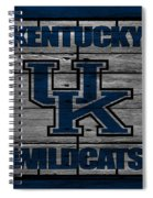 Kentucky Wildcats Spiral Notebook