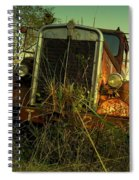 Kenworth 2 Spiral Notebook