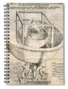Keplers Universe, 1596 Spiral Notebook