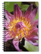 Kerala Flower Spiral Notebook