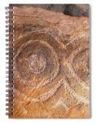 Kerbstone Spiral Spiral Notebook