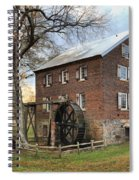 Kerr Grist Mill Spiral Notebook