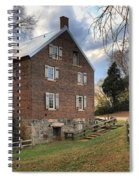 Kerr Mill Panorama Spiral Notebook