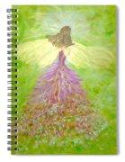 Kerry Angel  Spiral Notebook