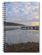 Keuka Dawn Spiral Notebook