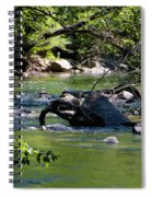 Keuka Seneca Outlet Trail Spiral Notebook