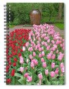 Keukenhof Gardens 1 Spiral Notebook
