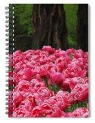 Keukenhof Gardens 16 Spiral Notebook