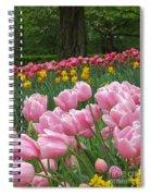 Keukenhof Gardens 17 Spiral Notebook