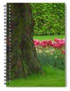 Keukenhof Gardens 23 Spiral Notebook