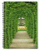 Keukenhof Gardens 31 Spiral Notebook