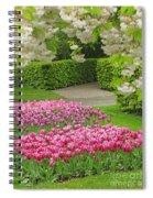 Keukenhof Gardens 35 Spiral Notebook