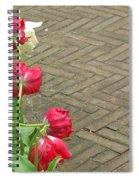 Keukenhof Gardens 36 Spiral Notebook