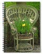 Keukenhof Gardens 43 Spiral Notebook