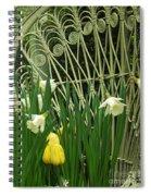 Keukenhof Gardens 45 Spiral Notebook
