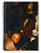 Kewpie's Bad Dream Spiral Notebook