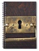 Key Hole Spiral Notebook