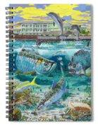 Key Largo Grand Slam Spiral Notebook